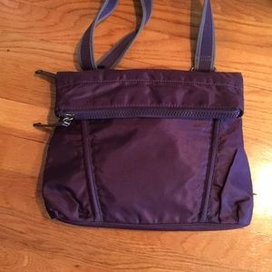 Kenneth Cole Reaction Crossbody Bag in Purple